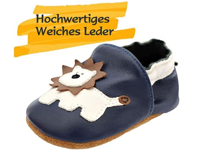 10 Arten von Babykleidung die neue Eltern besitzen sollten komfortable Babykleidung Schuhe Leder