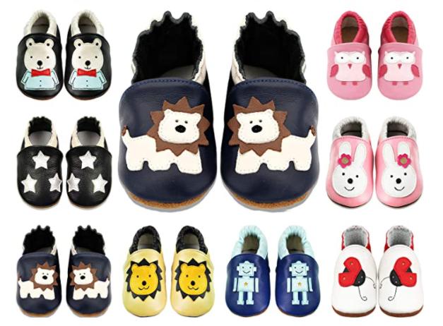10 Arten von Babykleidung die neue Eltern besitzen sollten komfortable Babykleidung Schuhe