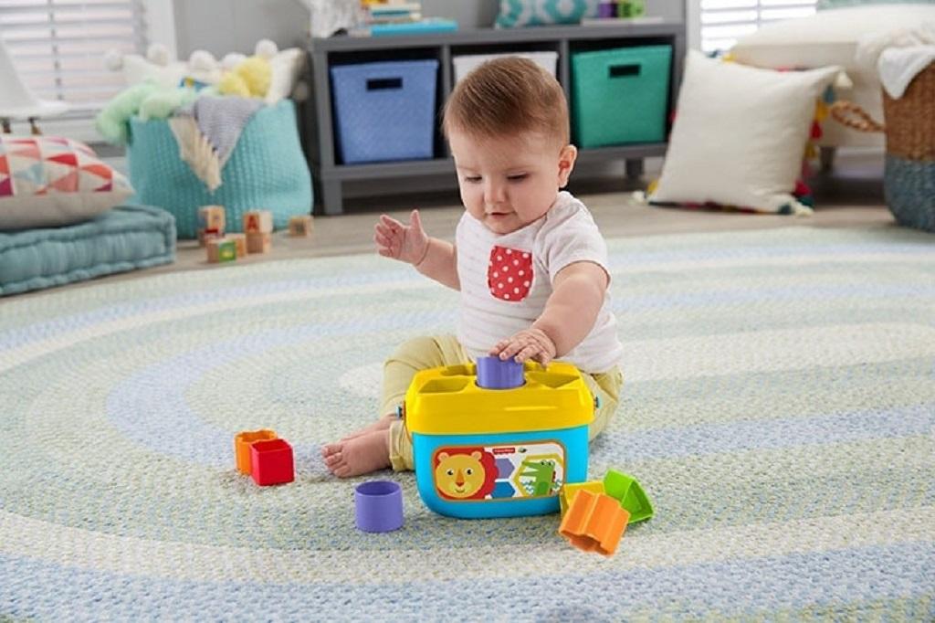Baby Geschenksideen 10 tolle Geschenke für Babys unter einem Jahr Bausteine
