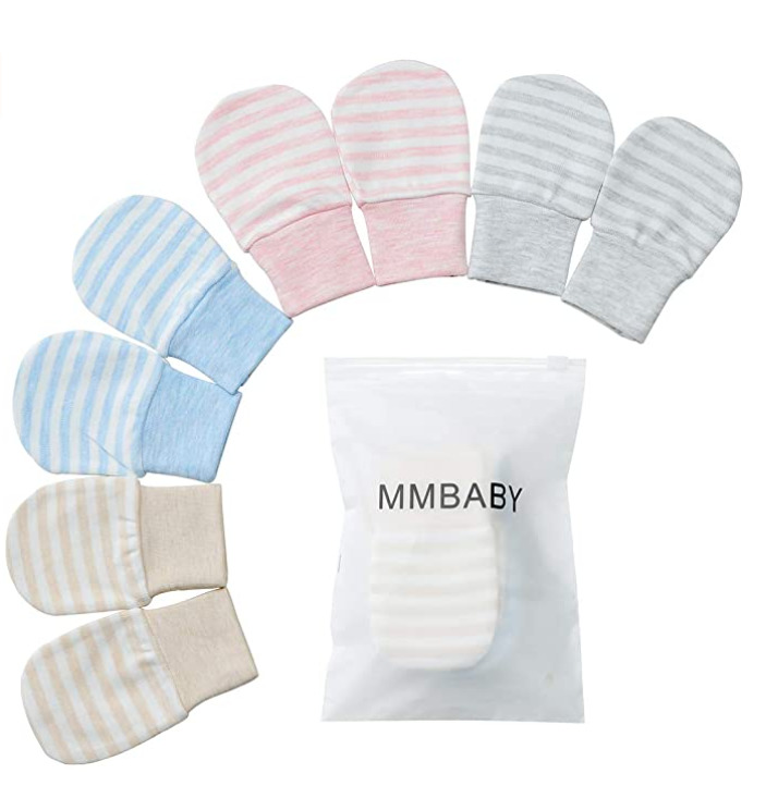 Babyfäustlinge für Mädchen und Junge in verschiedenen Farben