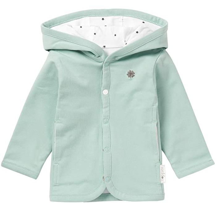 2-in-1 Jacke für Babys Wendejacke