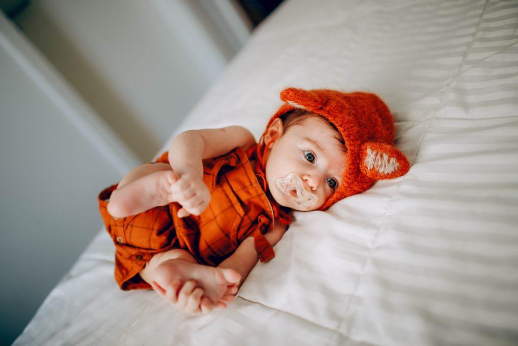 Kann der Schnuller plötzlichen Kindestod vermeiden?
