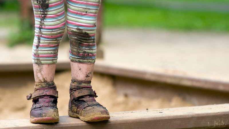 Ist es unhöflich die Gäaste zu bitten die Schuhe auszuziehen?