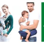 Baby Hüftsitz Testsieger 2021 – unsere Auswahl der besten Hüfttragen und Babytragen