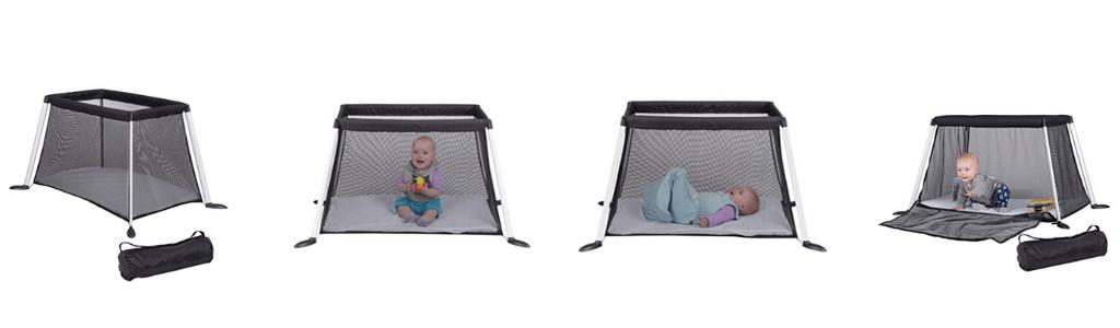 klassisches Baby-Reisebett für Reisen